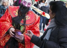 Gem. Rotterdam: Chinees Nieuw Jaar